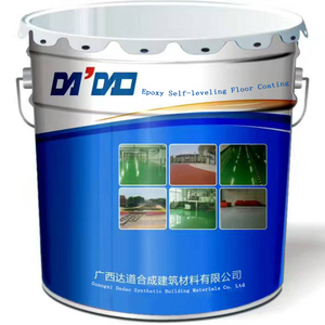 Heavy Duty Industry Purpose Epoxy Floor Paint Used For Warehouse