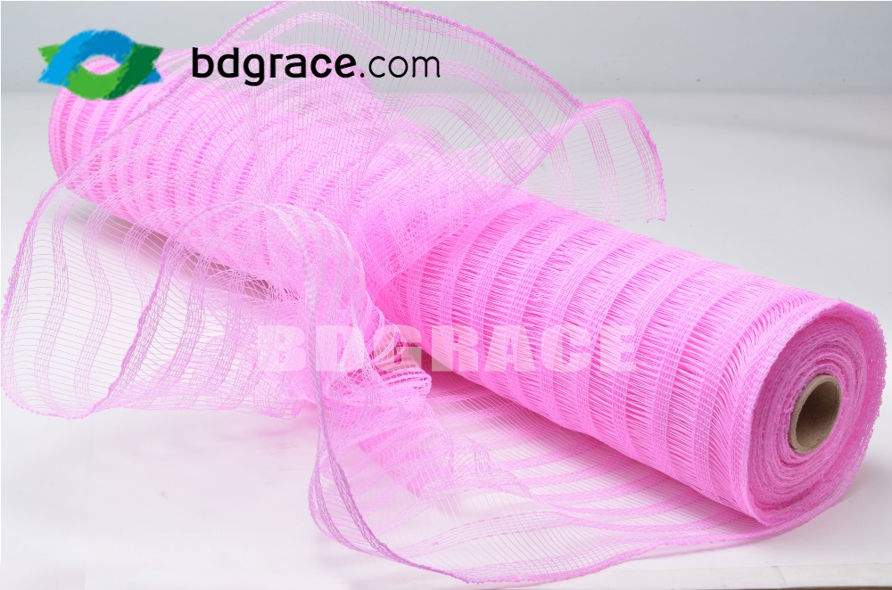 Wholesale of the latest spring wreath decoration net