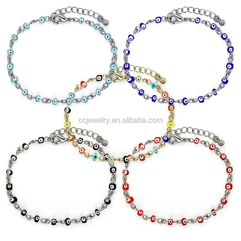 Evil Eye Bracelet Turkey Blue Eye Crystal Charm Bracelet Good Luck  Charm,Turkish Jewelry - Buy Turkish Jewelry,Evil Eye Turkish Jewelry,Good  Luck