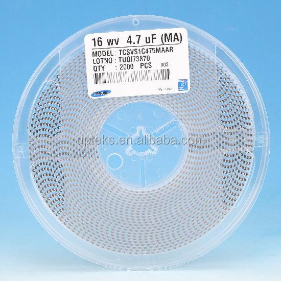 Tcsvs1c475maar Samsung Smd 475 Tantalum 4.7uf 16v Capacitor