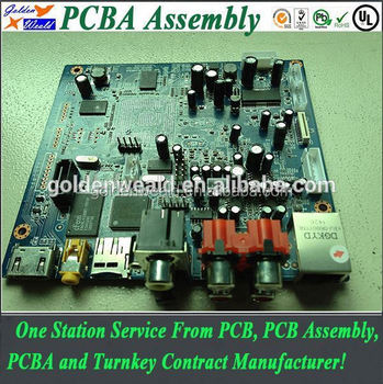 Turnkey Pcb Assembly Oem Service For Toy Remote Control Car Pcb High  Quality Pcb And Pcba - Buy High Quality Pcb And Pcba,High Quality Pcba