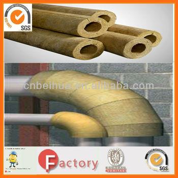 Underground pipe insulation mineral wool pipe insulation for Rockwool pipe insulation prices