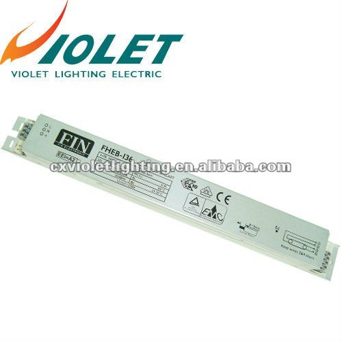 Fluorescent Electronic Ballast T8 2x58W