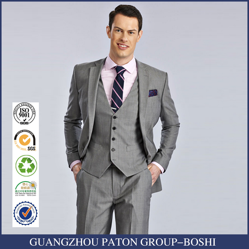 2016 Custom Fashional Latest Suit Styles French Suit For Men