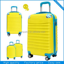 high end wheel hot sale carry case travel luggage Suitcases