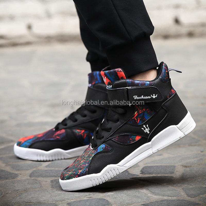 48082870c30 2016 Nuevo Diseño Personalizado Zapatos Casuales Para Hombres