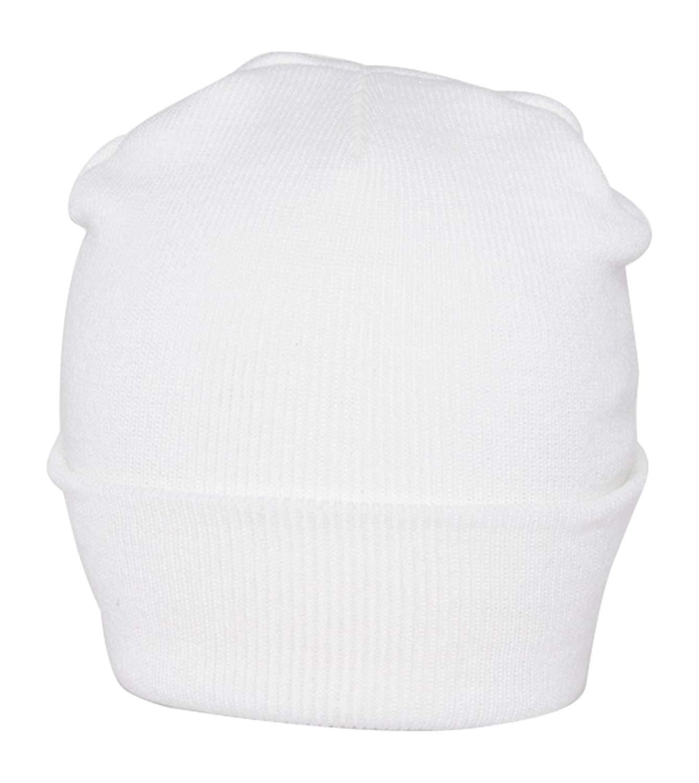 City Hunter Sk901 Big Make America Great Again Ski Winter Beanie Hat White