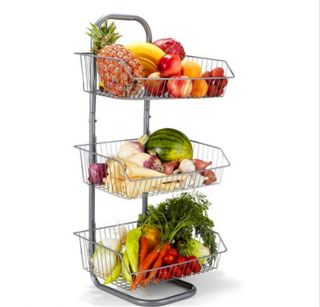 3 Tier Wire Basket Display Stand, 3 Tier Wire Basket Display Stand  Suppliers And Manufacturers At Alibaba.com