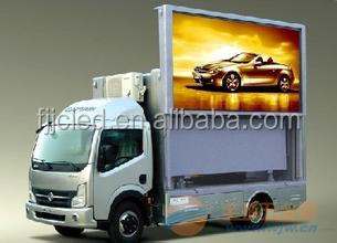 Good Quality led billboard for car for displaying text