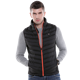NO BATTERY High quality body warmer Battery Smart Heated hunting Vest for men