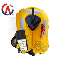 CE approved Harness Inflatable Life Jacket Vest 9030