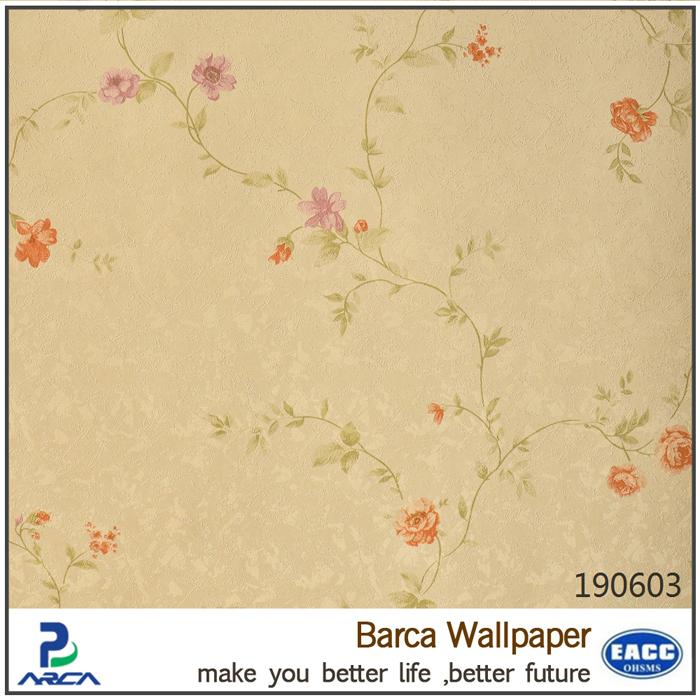 Discount wallpaper decorative wallpaper flower vinyl for Cheap wallpaper for sale