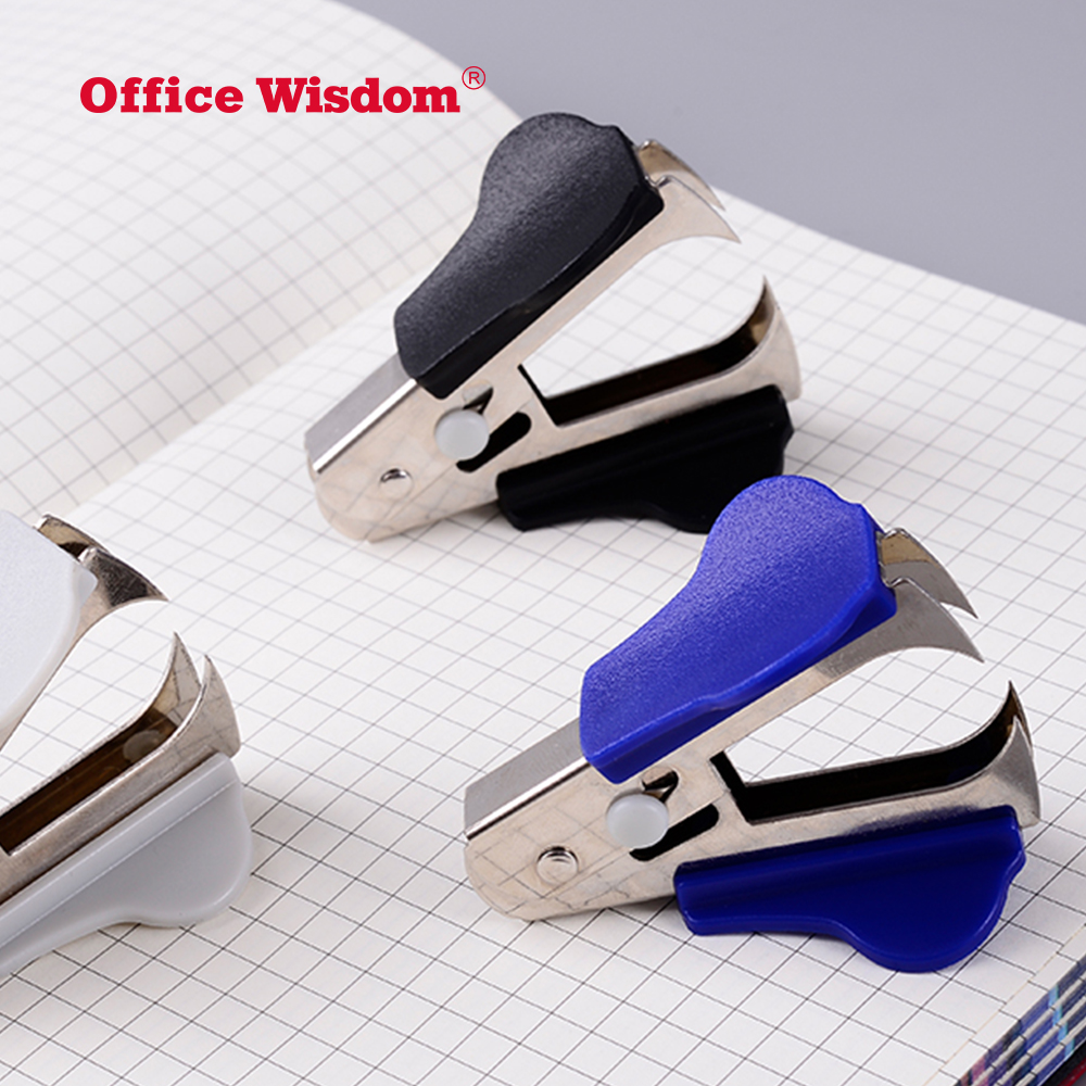 Professional manufacture factory supply staple remover Stapler screwdriver