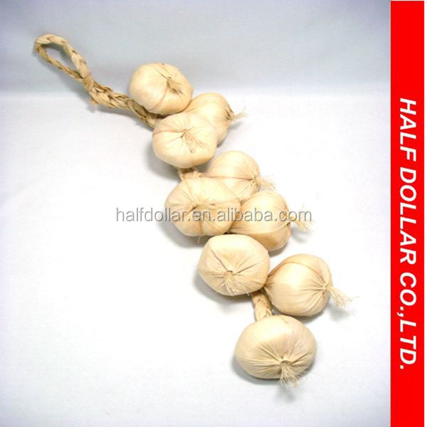 9pcs White Artificial Fake Onion String for Decoration