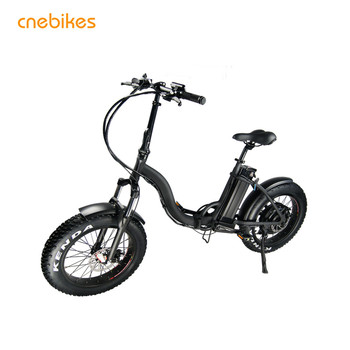 Chinses supplier factory price good quality 20inch fat tire electric bike folding ebike SR20A for sale