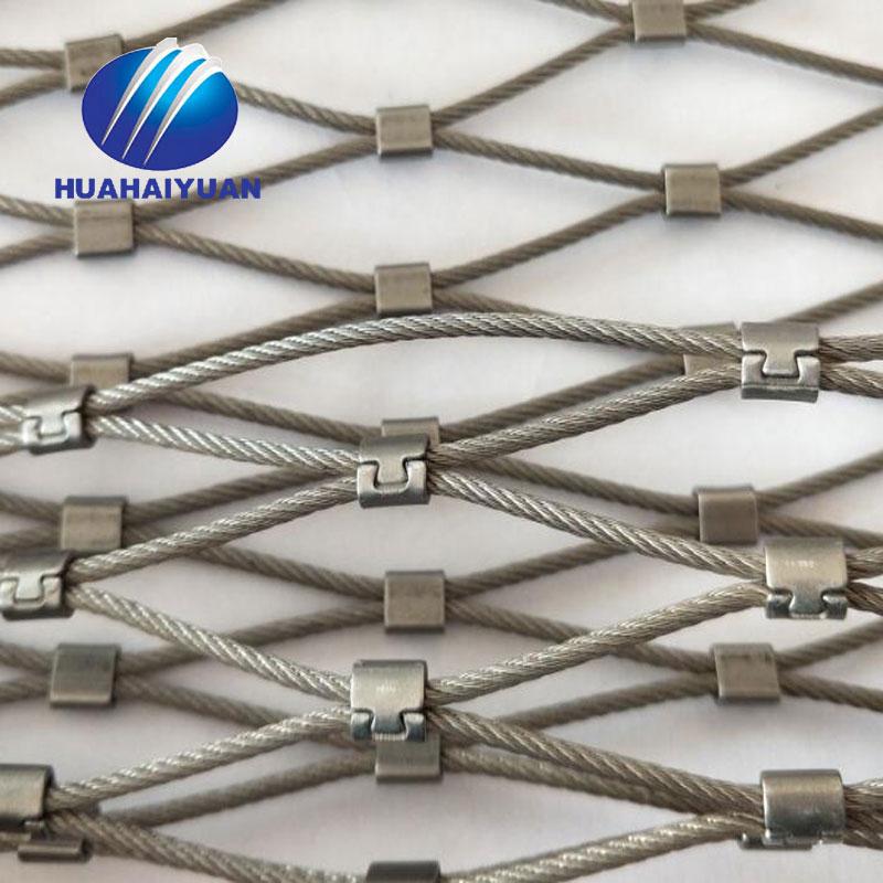 Finden Sie Hohe Qualität Flexible Edelstahlseilnetz Hersteller und ...