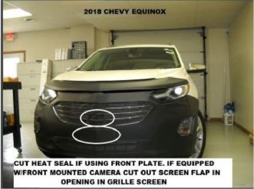 Fits MAZDA,RX-8,with front air dam,2004 thru 2008 Car Mask Bra Lebra 2 piece Front End Cover Black
