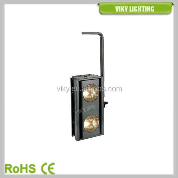 2 eyes * 70W/100W COB LED Audience Blinder light with IP54