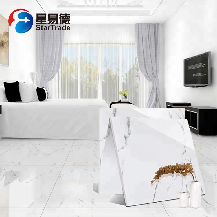 Marble designs polished glazed interior vitrified floor withe porcelain tiles