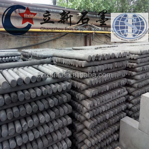 High Density Graphite Rods for sale