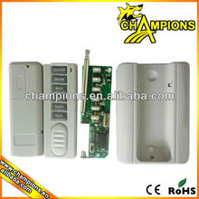 long range wireless remote control for light,fixed code long distance remote