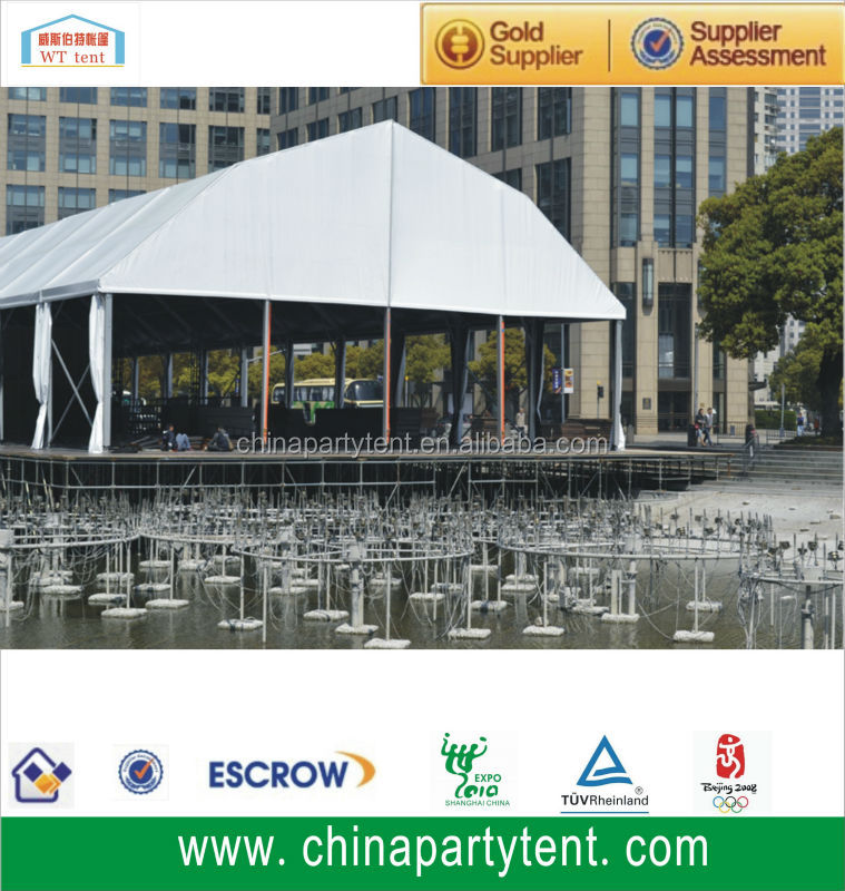 2017 hot selling New Type Polygon Tent Marquee