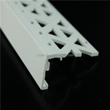 PVC drywall corner bead white color/angle bead white color