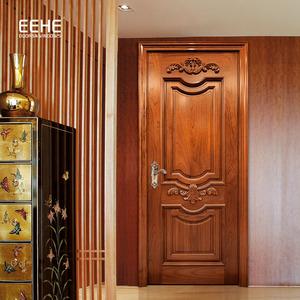 India Market Teak Wood Main Door Designs In Chennai