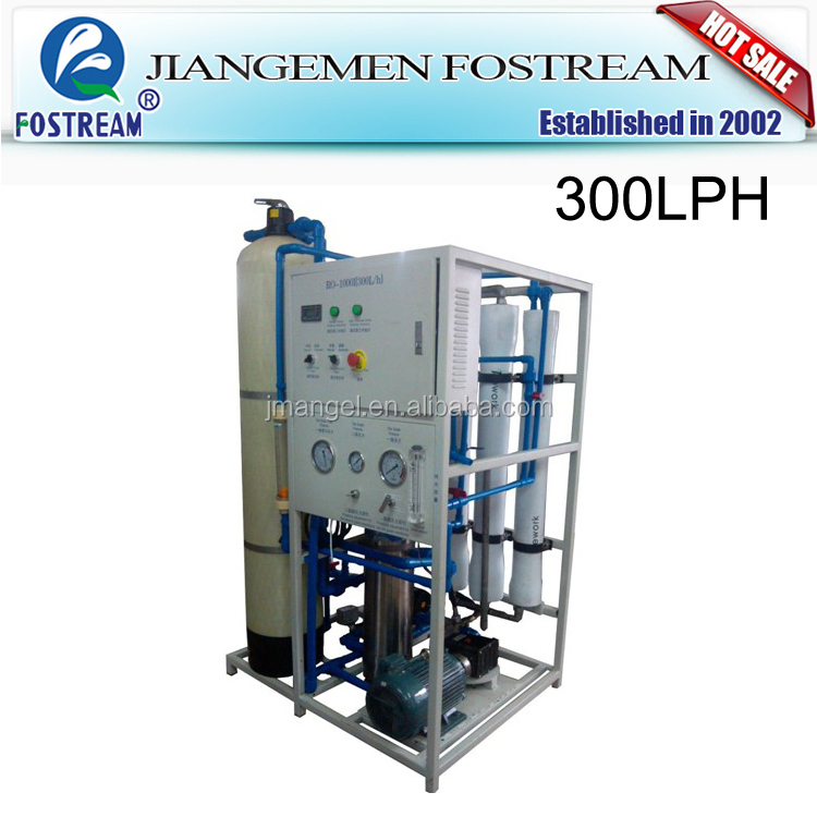 RO ocean water desalination surface sea water purification unit