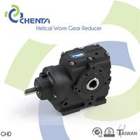GHD worm gear differential attractive worm gear speed reducer right angle geared unit for mixer