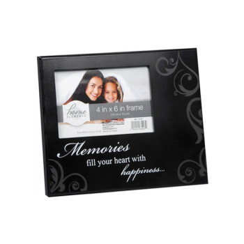 Picture Frame 5 Inch X 7 Inch Black 25x35 Frameless Photo Frames