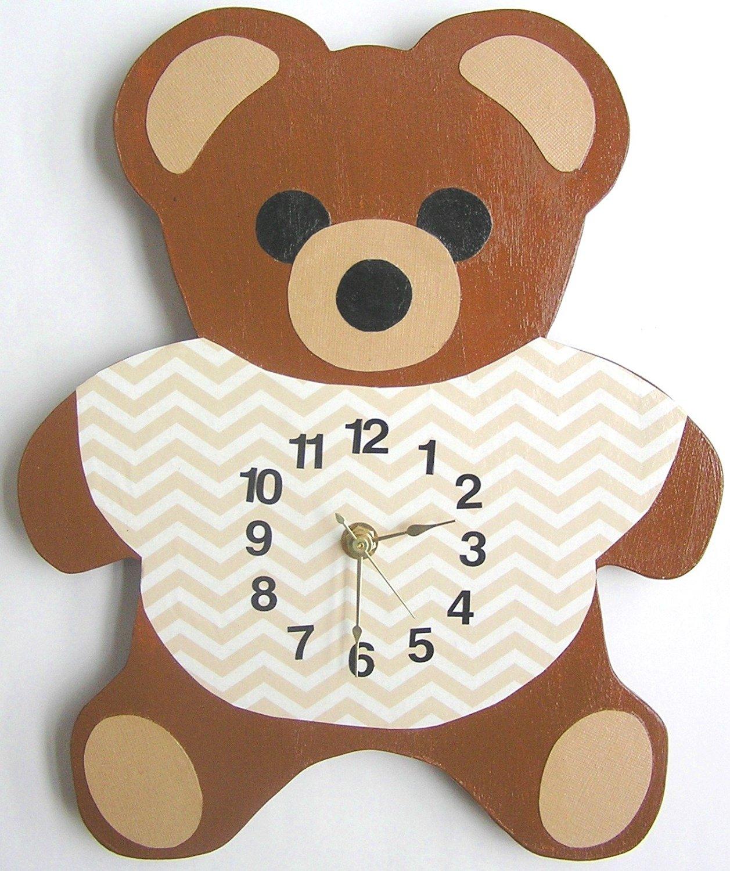 Buy Nursery Wall Clock Nursery Teddy Bear Clock Hanging Teddy Bear Clock Childrens Room Wall Clock Teddy Bear Clock Kids Room Teddy Bear Clock In Cheap Price On Alibaba Com
