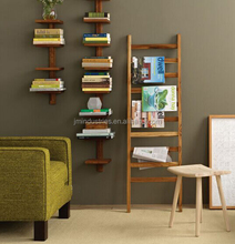 wood wall ornament shelf