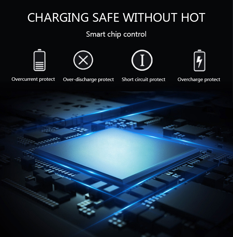 4 In 1 Wireless Charger Multiple Qi Mobile Phone Rechargeable Car Battery