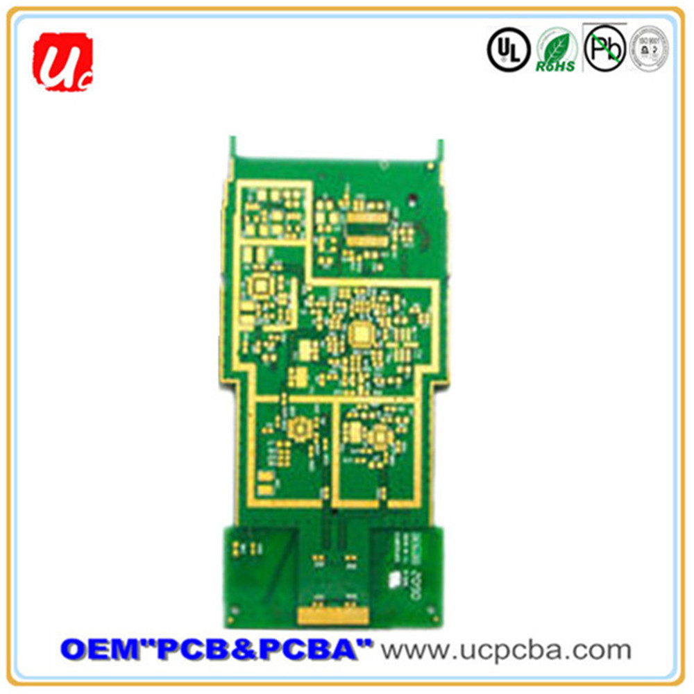 Competitive Price Electronic HASL Via PCB Multi Game Board With Fast Delivery