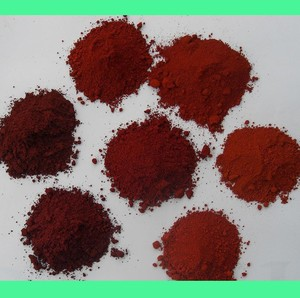 Iron Oxide Red Pigments/Synthetic Red Iron Oxide Paint