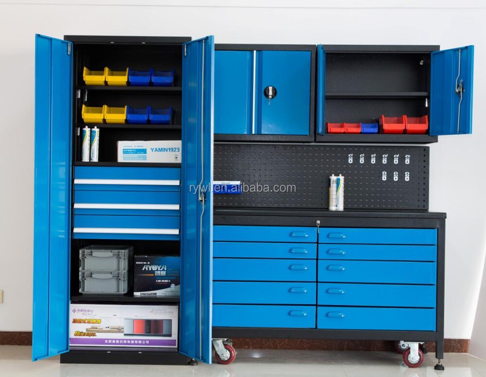 2015 rywl heavy duty large herramienta garaje gabinete rytc13 armario de herramientas - Armarios para garaje ...