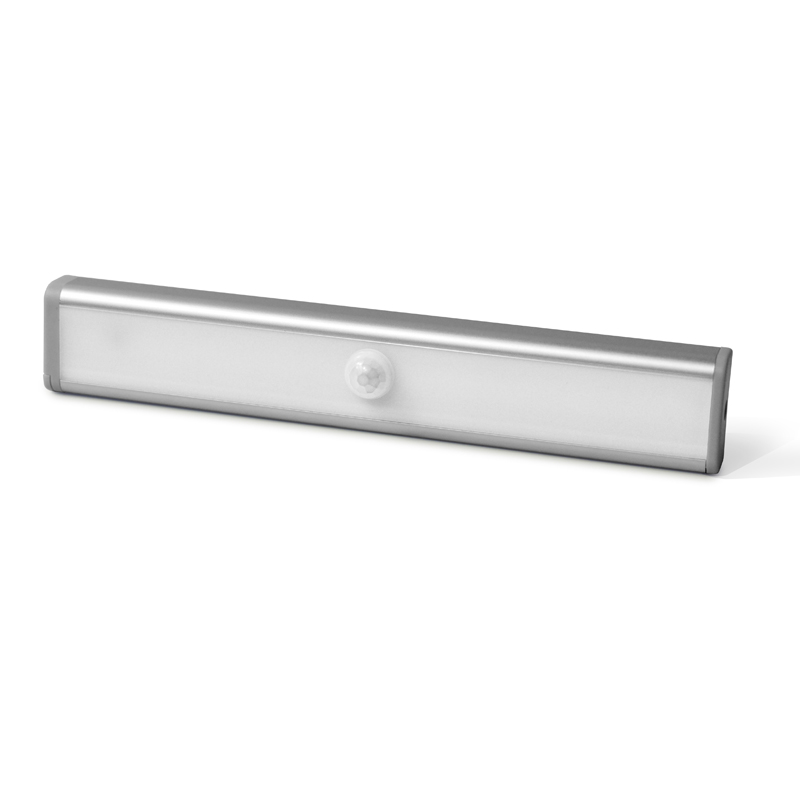 Battery Operated Under Cabinet Lighting Kitchen: Led Battery Operated Under Cabinet Light With Pir Motion