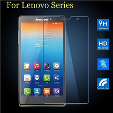 Premium Screen Protector Tempered Glass Film For Lenovo A2010 A2580 A6000 K3 K30 A7000 K3Note K50 Vibe Shot Z90 S90 P70 P780