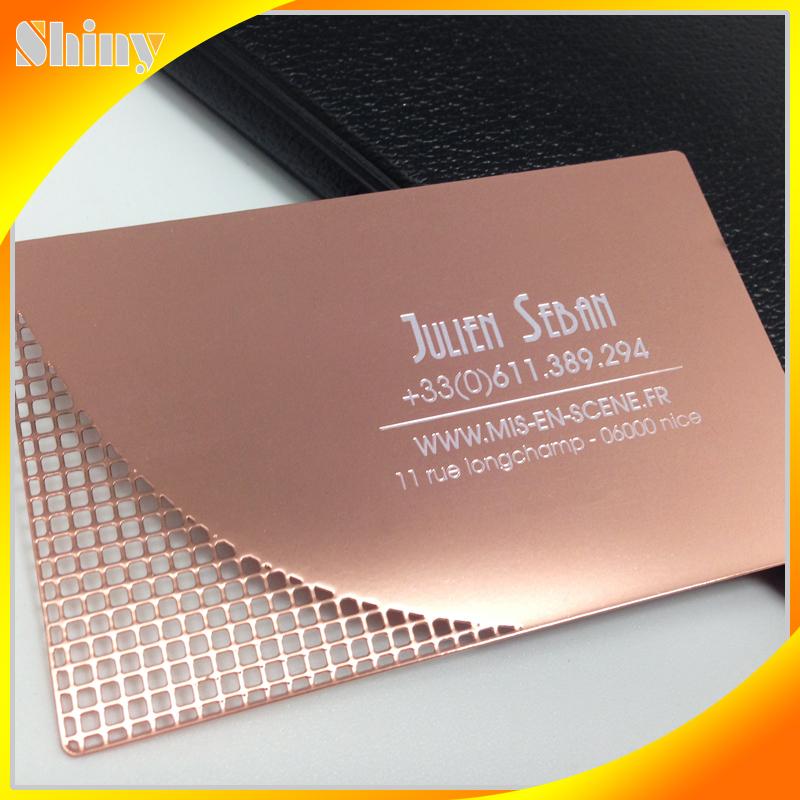 Golden Metal Business Card, Golden Metal Business Card Suppliers ...
