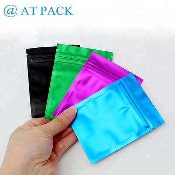 Custom Printed Food Grade Mylar Bags Canada With Ziplock Product