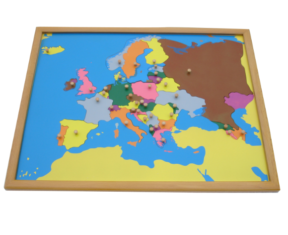 Europe puzzle map wholesale map suppliers alibaba gumiabroncs Image collections