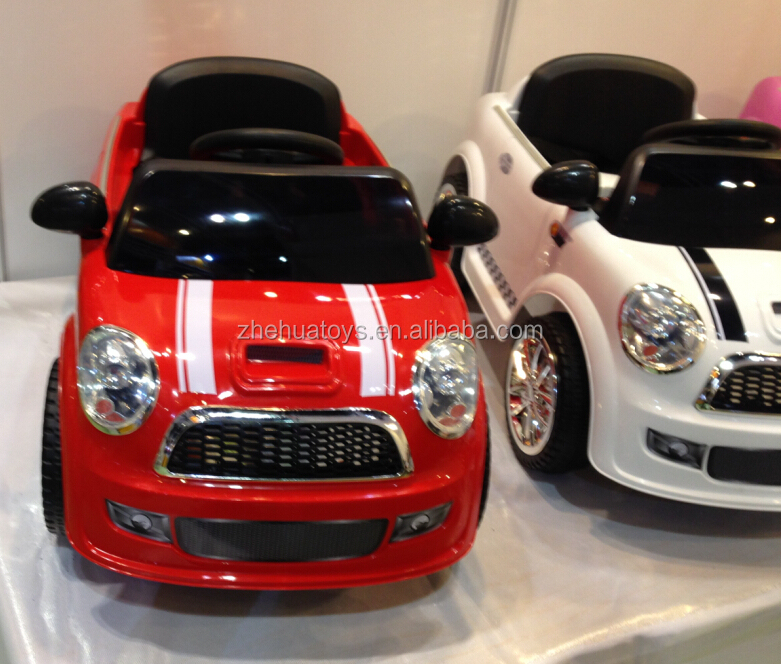 2017 New Mini Cooper Electric Car Toy Ride On