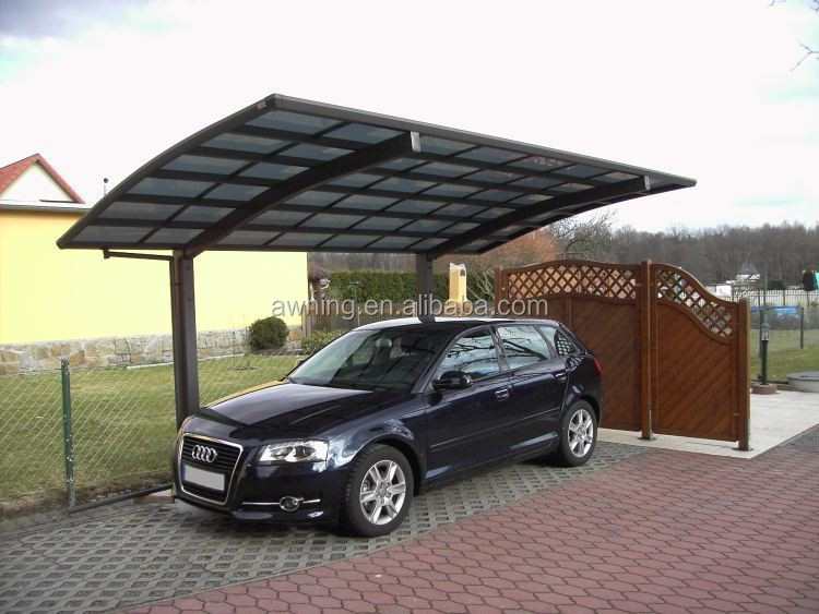 hot attached wall aluminum steel carport canopy design u0026 garage with