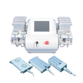 Beir lipolaser portatil machine/lipo laser slimming machine/lipo melt 4D laser liposuction weight loss beauty equipment BR216