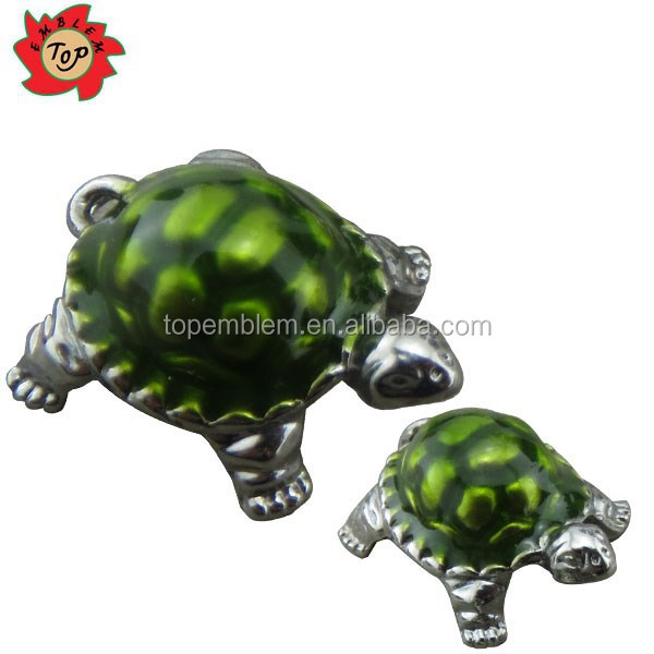 Fashion Animal Keychain Lovely Turtles Key Chain Customized Accetable
