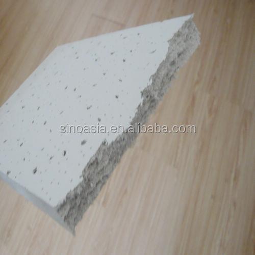 10mm akustischen mineralfaser deckenplatten mit ce zertifizierung buy mineralfaser - Pvc fliesen asbest ...