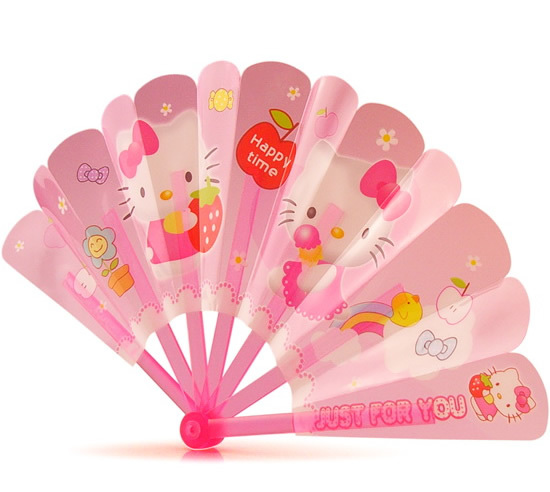 953854090 Buy Special Offer Free shipping 2015 Hot Sale Hello Kitty Folding Fan Summer  Cool hand fan Lovely gift for kids Cartoon Plastic Fan in Cheap Price on ...