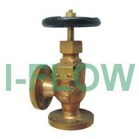 Best Quality!JIS F 7410 Bronze 16K screw-down check angle valves