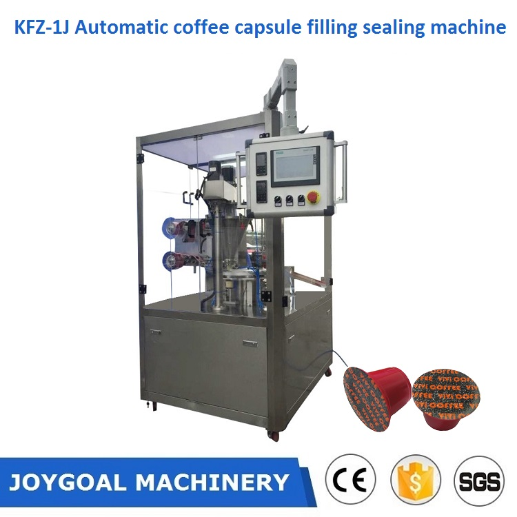 full automatic coffee capsule filling and sealing machine for dolce gusto nespresso K CUP Lavazza high speed